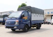 Bán xe tải Hyundai New Porter 150 thùng mui bạt, tải 1.5 tấn, giá tốt nhất miền bắc
