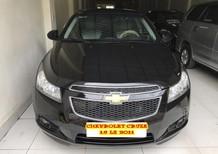 Bán ô tô Chevrolet Cruze 1.6 LS 2011, màu đen, 350 triệu
