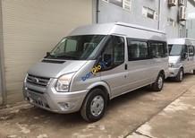 Bán xe Ford Transit tiêu chuẩn đời 2018 tại Yên Bái, tư vấn trả góp và hỗ trợ thủ tục lăn bánh