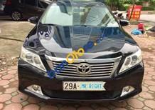 Bán Toyota Camry 2.5G AT đời 2013, màu đen số tự động