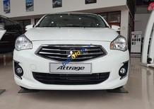 Mitsubishi Attrage CVT 2018, ưu đãi cực khủng duy nhất trong tháng