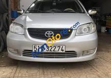 Cần bán gấp Toyota Vios đời 2006, màu bạc, giá tốt