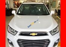 Cần bán xe Chevrolet Captiva REVV sản xuất 2017, màu trắng, nhập khẩu nguyên chiếc