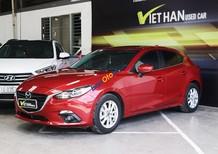Bán ô tô Mazda 3 Hatchback năm sản xuất 2015, màu đỏ, giá tốt