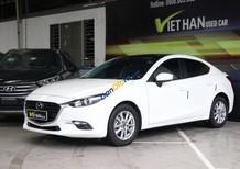 Bán Mazda 3 1.5AT đời 2017, màu trắng