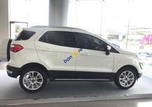 Bán Ford EcoSport Trend năm sản xuất 2018, màu trắng