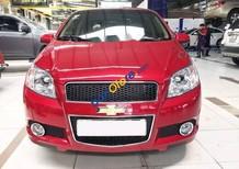 Cần bán Chevrolet Aveo LT năm sản xuất 2018, màu đỏ, giá 459tr