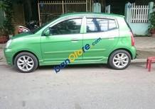 Bán ô tô Kia Morning sản xuất năm 2007, màu xanh lục, nhập khẩu chính chủ, giá 182tr