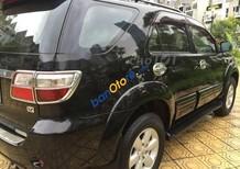 Bán ô tô Toyota Fortuner V đời 2009, màu đen, giá chỉ 499 triệu