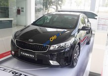 Bán ô tô Kia Cerato sản xuất năm 2018, màu đen, lh: 0947.371.548