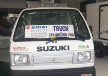 Bán Suzuki Carry Truck - Khuyến mãi hấp dẫn, xe có sẵn, giao ngay - ngân hàng hỗ trợ 100% - liên hệ 0906.612.900