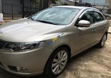 Cần bán lại xe Kia Forte sản xuất 2011 màu cát, số tự động