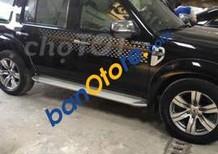 Cần bán xe Ford Everest sản xuất năm 2010, màu đen xe gia đình