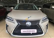 Bán Lexus RX350 sản xuất và đăng ký cuối 2017, xe siêu chất như mới, thuế sang tên 2%