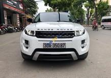 Bán ô tô LandRover Evoque Dynamic sản xuất 2012, màu trắng, nhập khẩu
