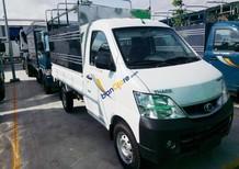 Bán xe tải 990 kg Thaco Towner 990, mui bạt màu trắng, miễn 100% phí trước bạ. LH: 0898159137 gặp Vũ