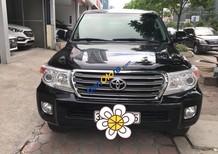 Cần bán xe Toyota Land Cruiser VX đời 2015, màu đen, nhập khẩu