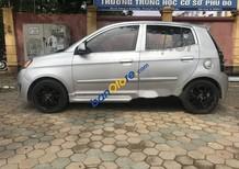 Cần bán lại xe Kia Morning SLX năm sản xuất 2010, màu bạc, nhập khẩu, giá tốt