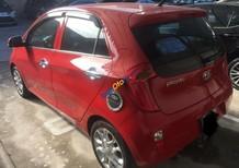 Bán Kia Picanto năm 2013, màu đỏ, xe đẹp, giá thương lượng