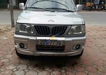 Cần bán Mitsubishi Jolie sx 2003, số sàn, chính chủ xe ít sử dụng, lên còn ngon và đẹp, giá 142tr