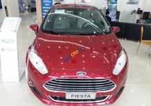 Bán xe Ford Fiesta 1.5 AT màu đỏ