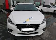 Cần bán xe Mazda 3 1.5AT Hatchback năm sản xuất 2015, màu trắng, 625 triệu