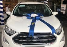 Cần bán xe Ford EcoSport Titanium năm 2018, màu trắng