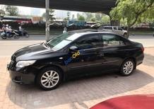 Bán Toyota Corolla sản xuất năm 2009, màu đen, nhập khẩu