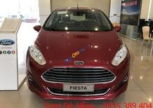 Bán Ford Fiesta màu đỏ giá cực hấp dẫn. Liên hệ 0935.389.404 - Đà Nẵng Ford