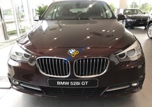 Bán xe BMW 528 GT năm 2017, màu nâu, xe nhập