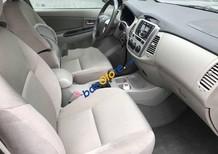 Cần bán gấp Toyota Innova AT đời 2015, màu bạc ít sử dụng, giá tốt