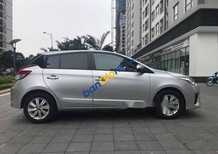 Bán xe Toyota Yaris G AT 2016 ghi bạc số tự động