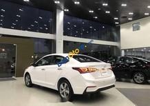 Cần bán xe Hyundai Accent sản xuất năm 2018, màu trắng, giá tốt
