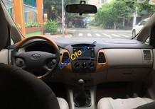Bán xe Toyota Innova 2.0G 2012, màu bạc