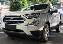 Bán ô tô Ford EcoSport đời 2018, màu trắng, giá 593tr
