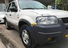 Bán xe Ford Escape AT XLT 3.0 2002, 2 cầu điện 4x4 màu trắng