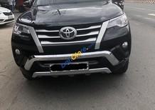 Cần bán xe Toyota Fortuner năm 2017, màu đen, số sàn, nhập khẩu nguyên chiếc