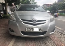 Bán Toyota Vios 1.5G, số tự động, sản xuất 2008 màu Bạc Biển Hà Nội