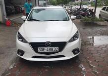 Bán xe Mazda 3 1.5 AT 2017, màu trắng, biển HN rất mới