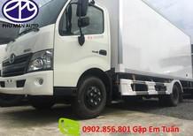 Bán Hino XZU 720 thùng dài 5m, tải trọng 3T4 và các loại xe tải khác