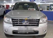 Bán xe Ford Everest 2.5 MT năm sản xuất 2011, màu bạc, nhập khẩu, 575 triệu
