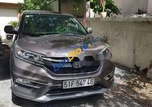 Cần bán gấp Honda CR V đời 2015, màu xám giá rẻ