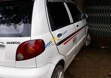 Bán xe Daewoo Matiz SE sản xuất năm 2008, màu trắng