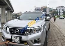 Cần bán Nissan Navara 2.5 AT sản xuất năm 2015, màu bạc như mới