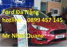 Bán Ford Đà Nẵng - Dama Ford cần bán xe Focus Sport đỏ