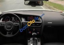 Cần bán gấp Audi A5 AT năm 2013, màu trắng
