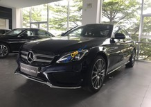 Bán Mercedes-Benz C300 AMG 2017 lướt 20km, góp 70% giá tốt