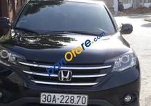 Cần bán Honda CR V 2.4 AT 2014, màu đen