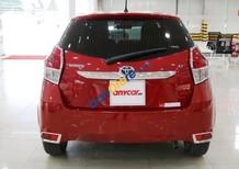 Cần bán gấp Toyota Yaris 1.5 AT năm 2017, màu đỏ, nhập khẩu Thái Lan, 659tr