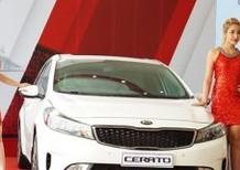 Bán ô tô Kia Cerato 2018, các loại màu